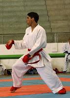 Lucas Damasceno, medalha de Ouro da Liga de Lutas 2010