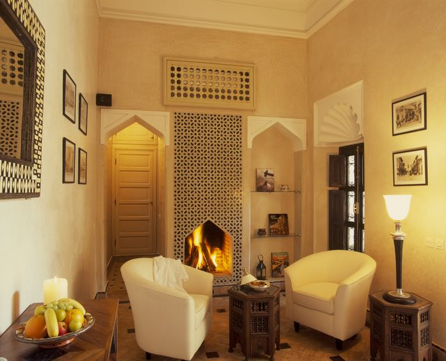 A luxe and otherworldly moroccan boutique hotel in for Hotel design marrakech