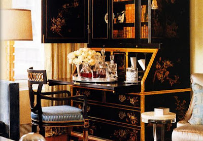 Nancy Corzine Has Fabulous Taste In Design And Furnishings.