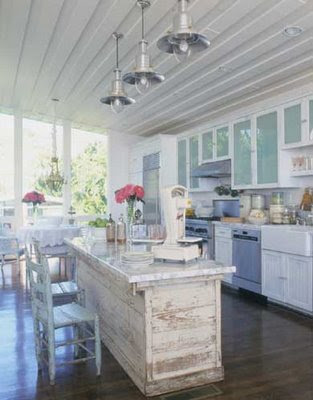 Rustic Kitchen Flooring
