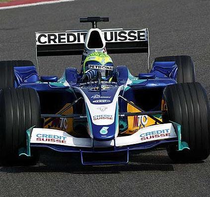 Felipe Massa, Piloto de Formula 1, em  2004 - omelhordaformula1.blogspot.com
