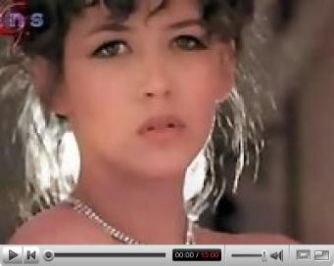 Sophie Marceau nude in the movies