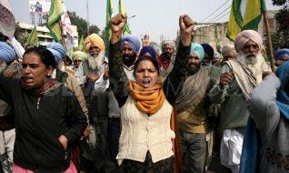 Long Live Revolution! Shaheed Sadhu Singh Takhutupura,Amar rahe!