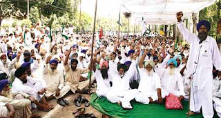 Punjab peoples struggles against privatisation and liberalisation