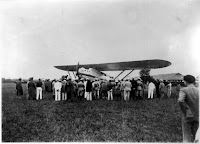 Recibimiento en un aeródromo cubano