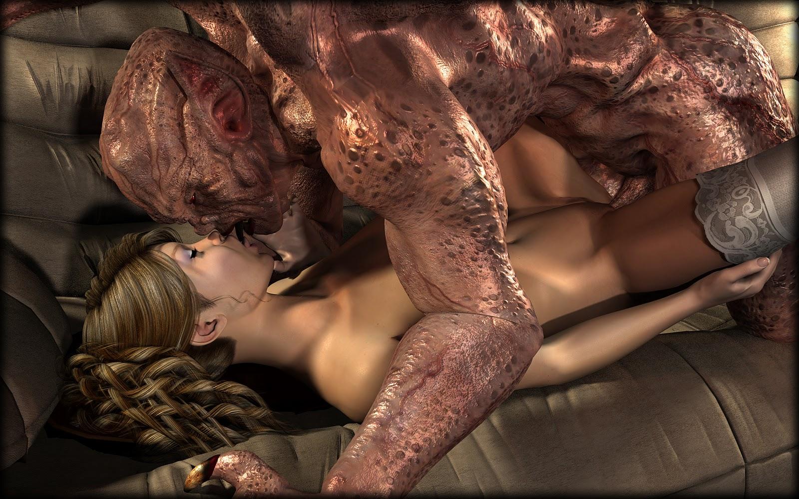 Эротика с монстрами и ужасы, Монстры Порно, смотреть Мультики с Монстрами 2 фотография