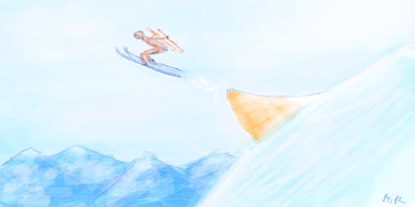 Встаем на лыжи ;) by Novomir