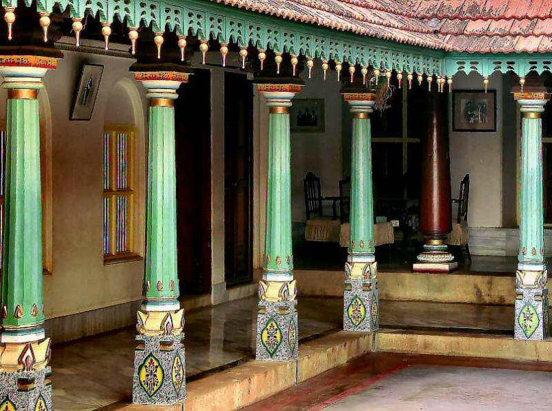 Beautiful Chettinad Palace And Houses Amazing Architecture