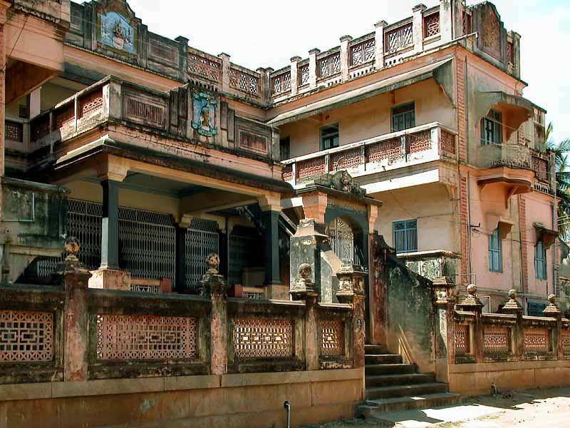 Beautiful Chettinad Palace And Houses Amazing Architecture