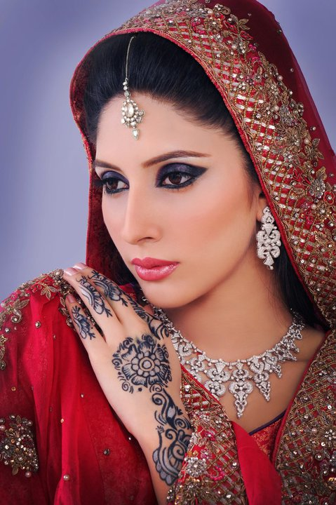 New Wedding Makeup : New Bridal makeup