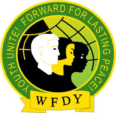 17 Festival Mundial de la Juventud y los Esstudiantes en Sudáfrica 2010 Logo-fmjd