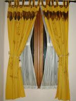 gorden batik tulis
