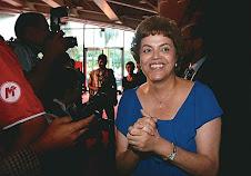 PT aceita oficialmente a candidatura de Dilma Rousseff à Presidência