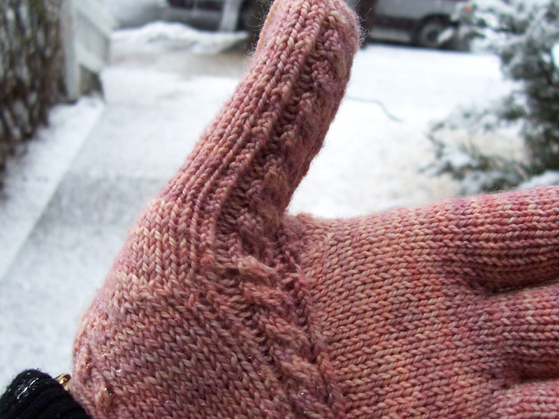 Knitting Increases For Thumb Gusset : Tante j s adventures in knitting lovin the glove
