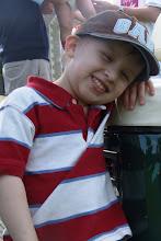 Smiley Leo, May 2009