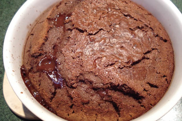 how to make chocolate pudding at home without oven
