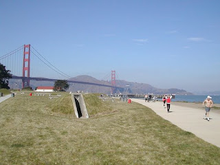 Crissy Field in San Francisco
