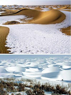1 Gurun Pasir Terindah Di Dunia