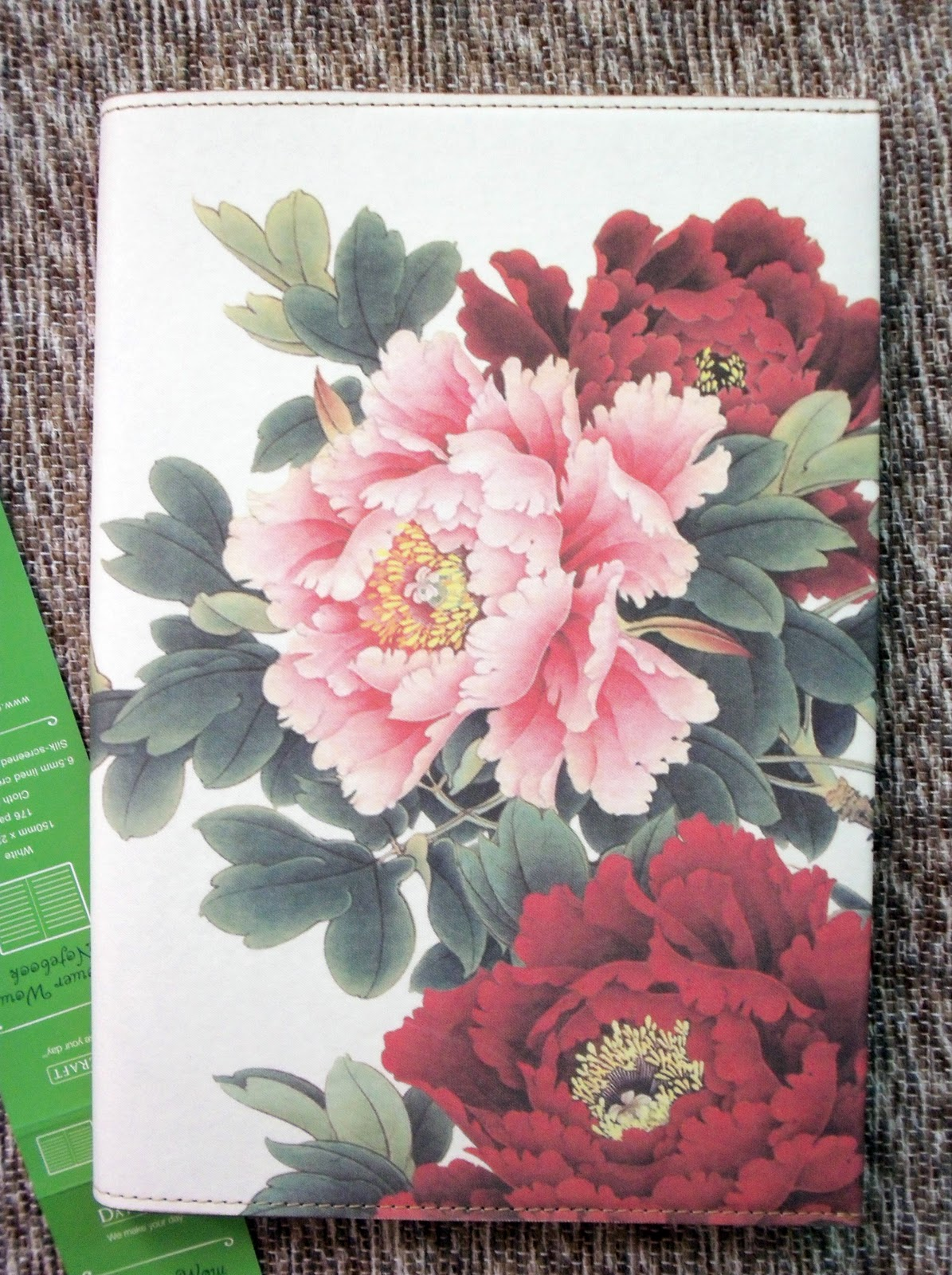 Notebook Review Daycrafts Flower Wow Rants Of The Archer