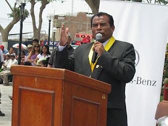Prof. Eddy Del Mazo Tello