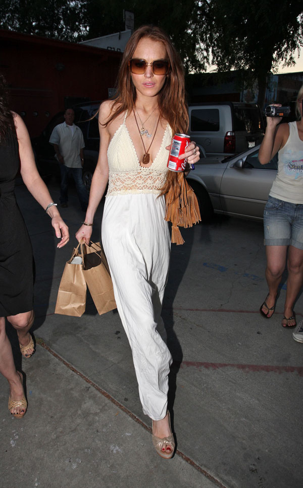 psychology analysis of lindsay lohan s personality Well, while the rest of america is talking about whether or not this girl wore a bra  to court or nothere we are going to analyze her verbal and.