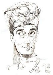 foto caricature