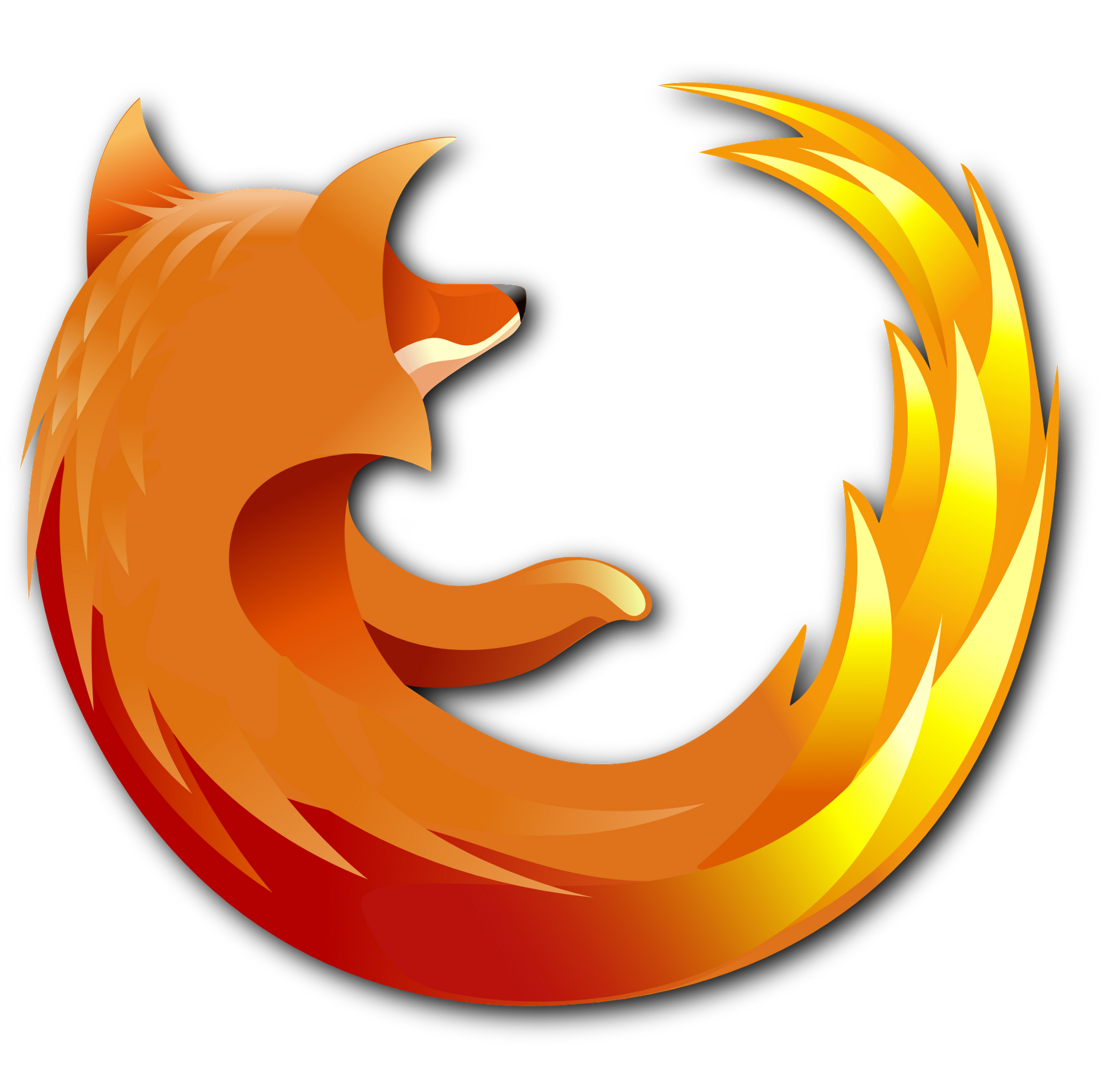 Logo History Firefox Brand