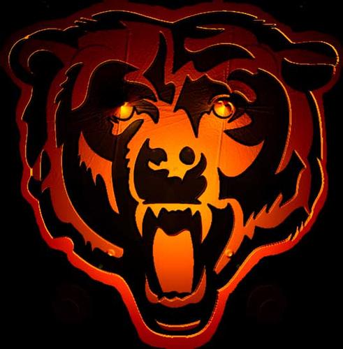 History of All Logos: Chicago Bears Team History
