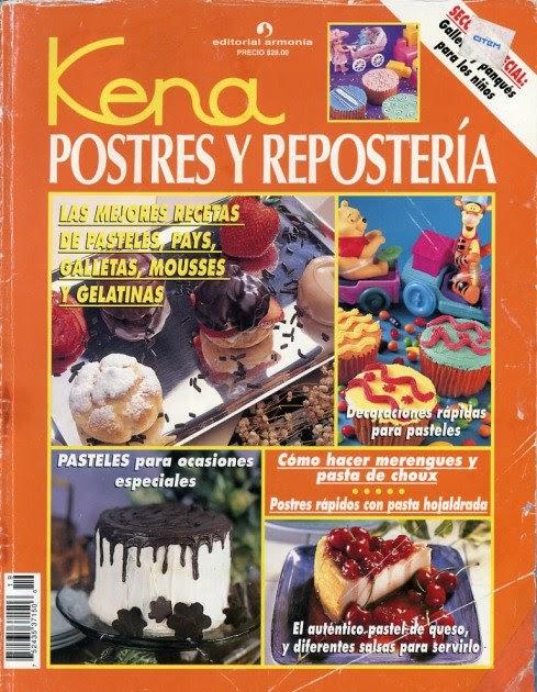 La cocina de skychef kena postres y reposter a for Cocina y reposteria