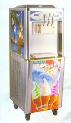 Mesin Soft Ice Cream Standing