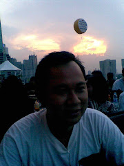 Sunset@semanggi.plaza.enjoy