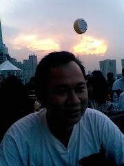 Sunset@semanggi.plaza.enjoy