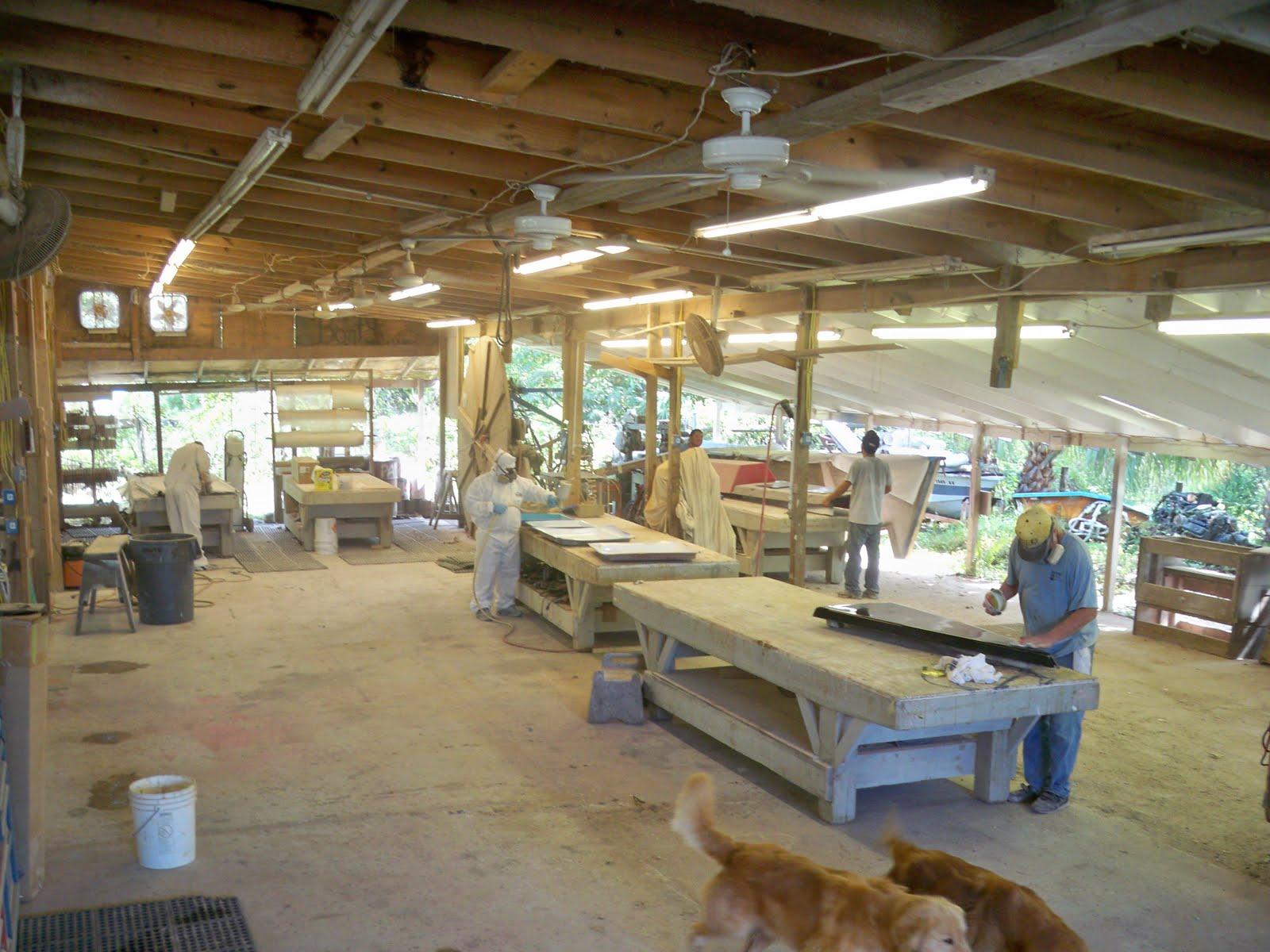 Construction on The Tiki
