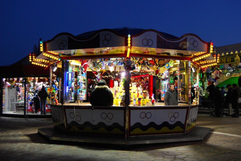 Giostre a venezia for Giostre luna park usate