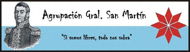 Agrupación Gral. San Martín