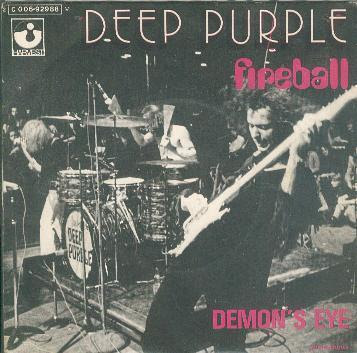 Deep Purple - Fireball (1971) Fireball