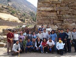 Profesores de Matemática y Física- UNSCH: Viaje de estudios - Huaráz