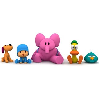 The worlds of Pocoyo  Images pocoyo