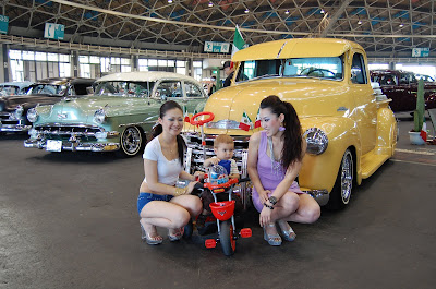 Travel With Tony And Bettina Maxi Goes To The Japanese Lowrider Car Show
