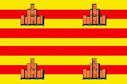 EIVISSA'S FLAG