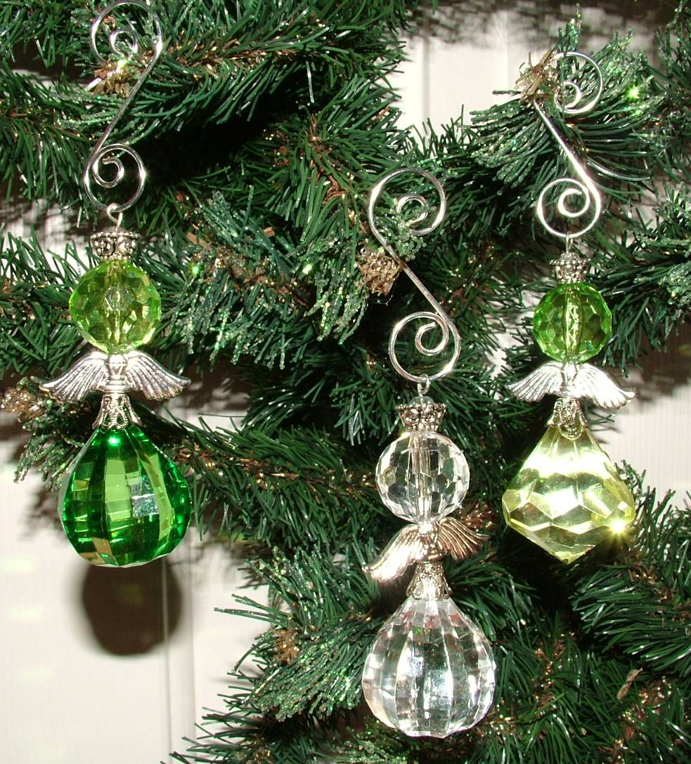 Easy Bead Christmas Crafts For Kids