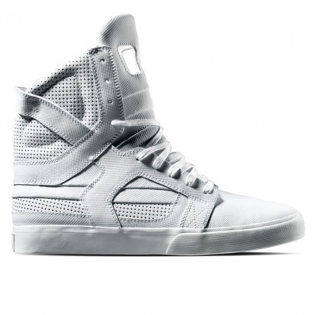 Supra Spring 2010 Acid Wash Tye Dye, TUF White Skytop 2, TK Crackle