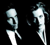 Mulder and Scully - The X-Files 3