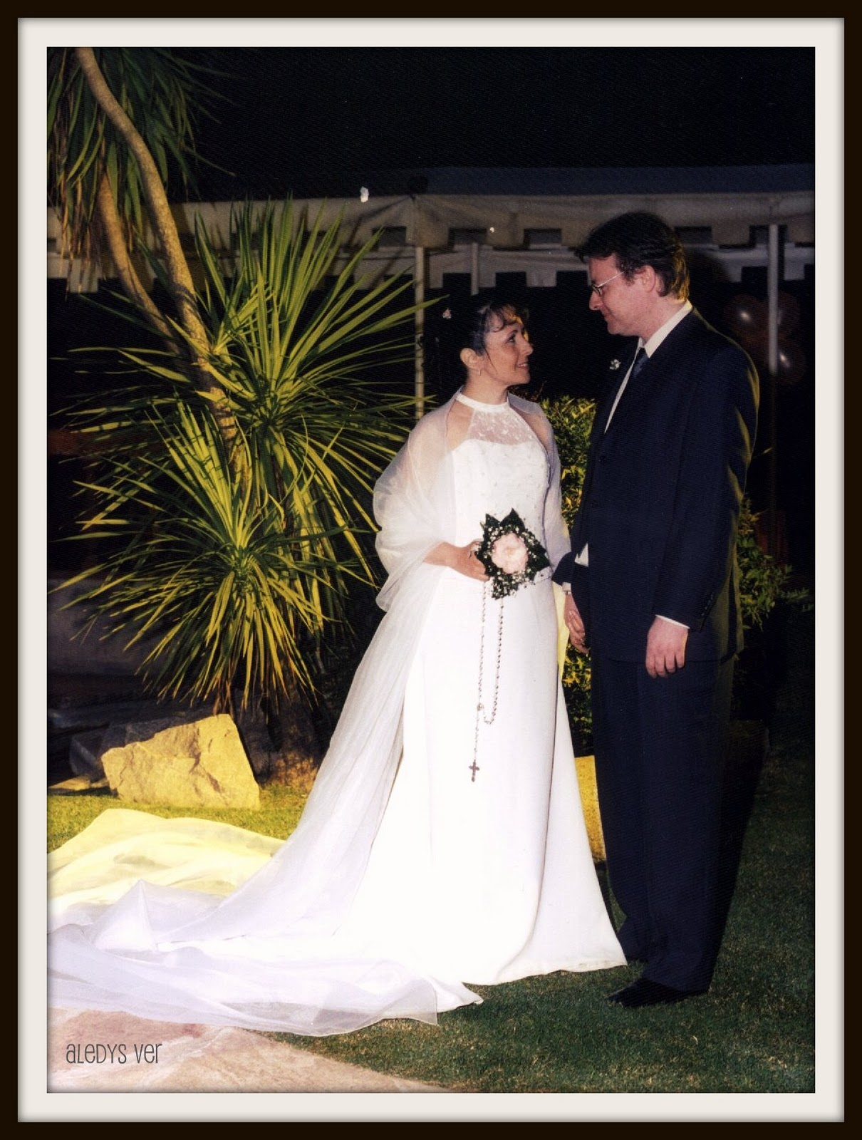 Our Wedding Day In Argentina Back 2003