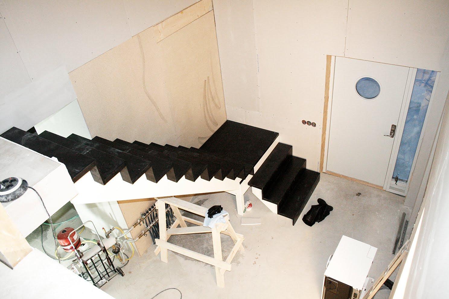 Speckstahuset: januari 2011