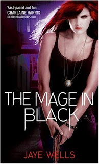 Mage in Black by Jaye Wells
