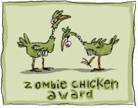 The Attack of the Zombie Chickens!