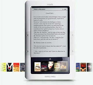 To nook or not to nook - Part 2