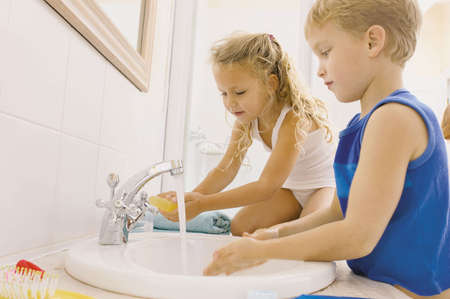 Tips Hygiene For Children and kid