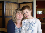My son Ethan (9) & Me